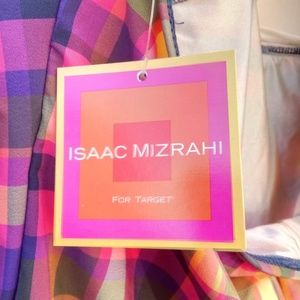 Isaac Mizrahi Swim - Isaac Mizrahi Plaid One Piece Swimsuit